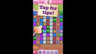 Candy Crush Saga - Tips And Tricks To Beat Level 110