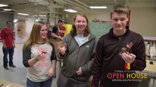 COT Open House // Pitt State