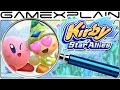 Kirby: Star Allies ANALYSIS - Nintendo Direct Mini Gameplay (Secrets & Hidden Details)