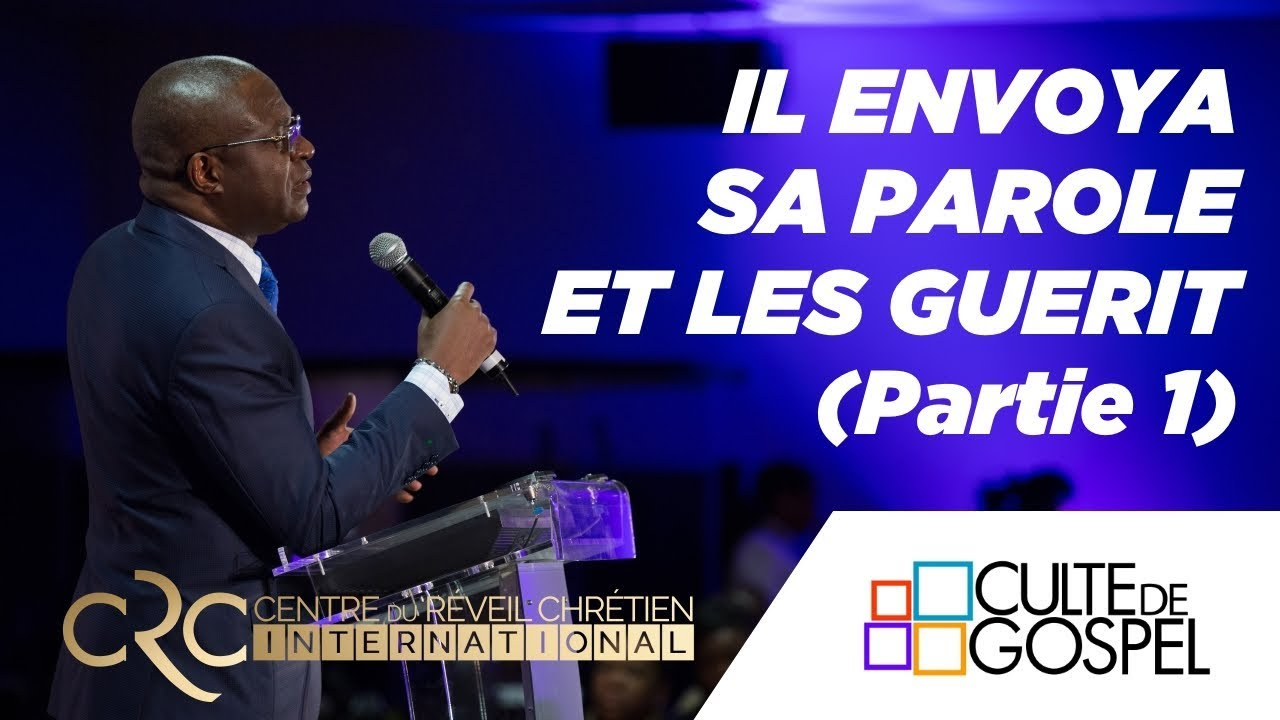 """""""Il envoya sa Parole et les guérit"""" (Part.1) par le Pst David Goma"""