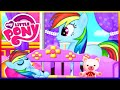 💫 Rainbow Dash Newborn Baby Pony Princess Game (MLP)