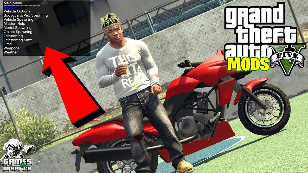 HOW TO INSTALL SIMPLE TRAINER MOD MENU (2019) GTA 5 MODS