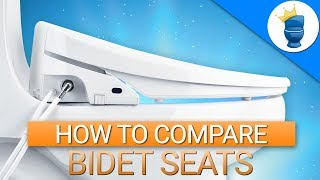How To Compare and Buy Bidet Toilet Seats | BidetKing.com