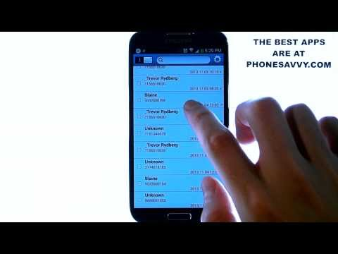 Call Recorder Pro - App Review - Best Call Recorder App for Android