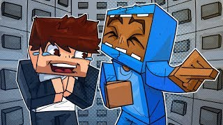 WHY ARE THERE SO MANY DAD JOKE BUTTONS! - MINECRAFT!