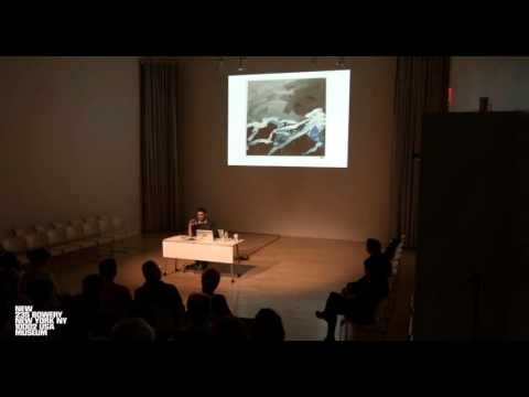 """Albert Oehlen: Man in the Mirror,"" Keynote Lecture by Mark Godfrey"