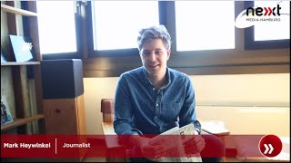 nextMedia.Minute - Mark Heywinkel (VOCER) über Constructive Journalism thumbnail