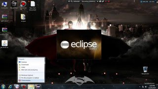 How Make Android Project Eclipse Mars Step Step Process Part1