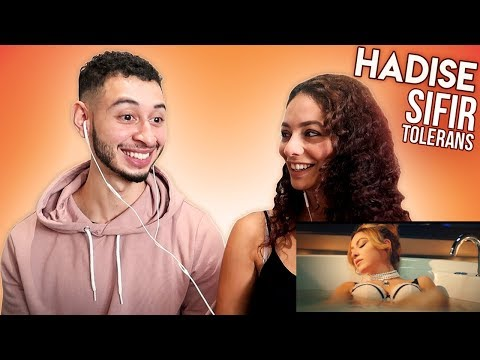 Hadise Sıfır Tolerans Turkish Pop Song Reaction | Jay & Rengin