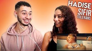 Hadise Sıfır Tolerans Turkish Pop Song Reaction | Jay & Rengin