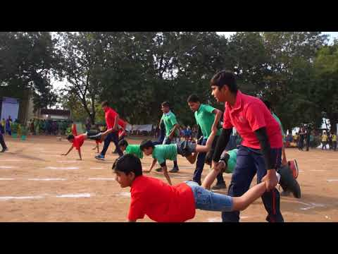 Annual Sport day 2017 (Video - 1)