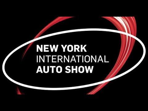 NEW YORK INTERNATIONAL AUTO SHOW NYIAS 2018 in 4K 60fps