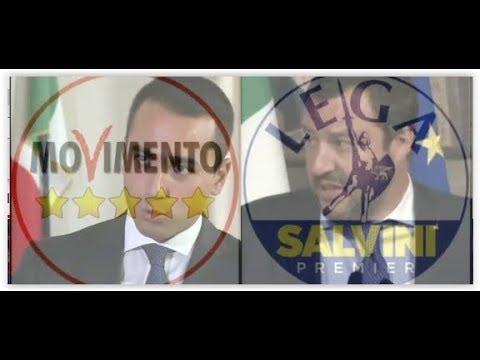 Far left and far right to form Italian Eurosceptic coalition govt