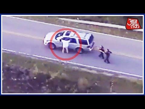 Oklahoma Police Shoot And Kill Unarmed Black Man, Video Released