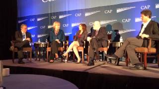 Lee Saunders speaks at CAP Policy Conference