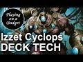 MTG Standard: Izzet Cyclops Deck Tech - Playing on a Budget