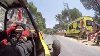 Subida Sotillo-Casillas 2018. Keke Fdez - Kartcross Semog