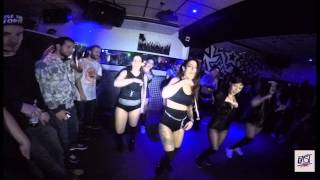 EAST TOWN DANCEHALL PARTY (MOVE YOU BIGOTE TEAM SHOW)