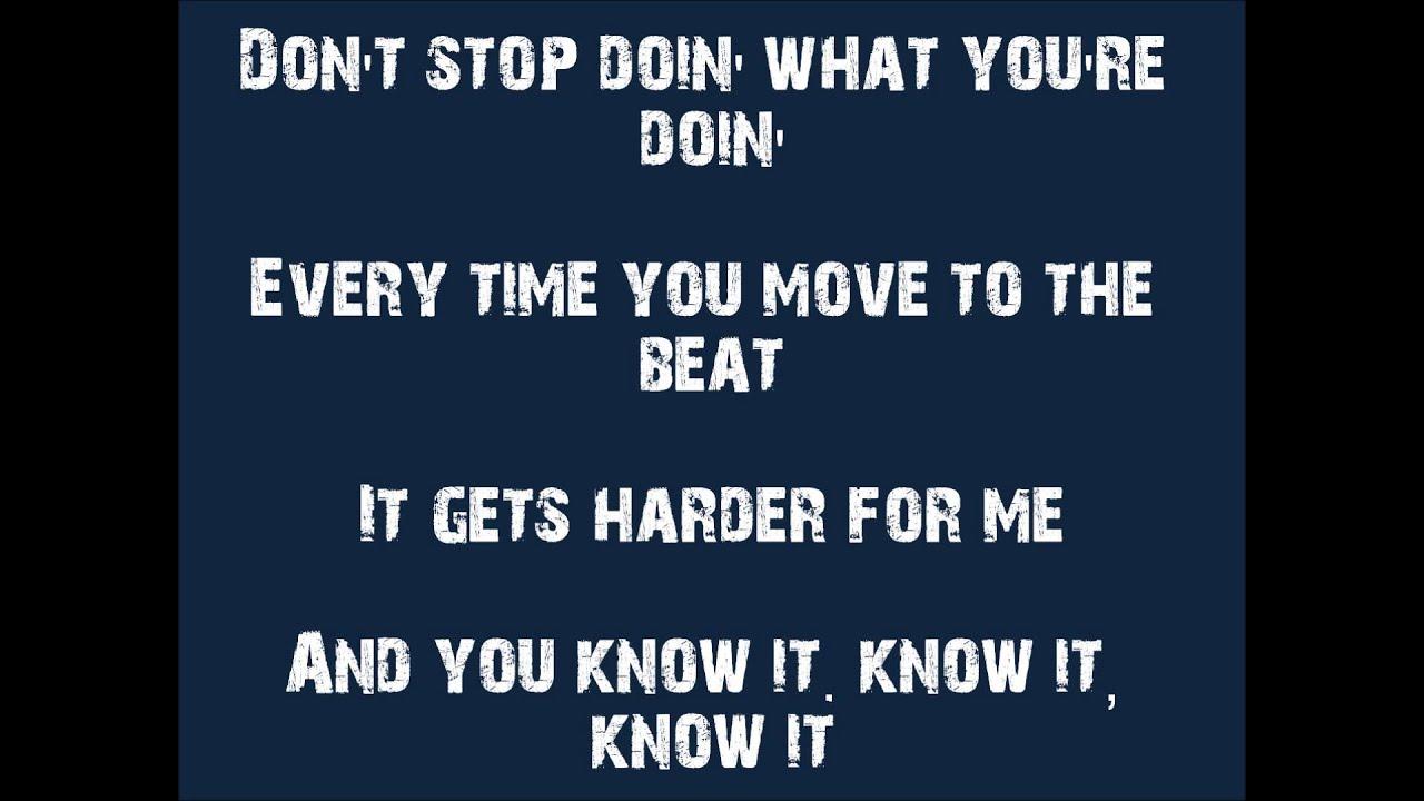 Don't Stop - 5 Seconds Of Summer Lyrics - YouTube