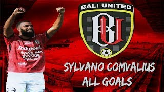 Video SYLVANO COMVALIUS - All 30 Goals in Liga 1 2017 download MP3, 3GP, MP4, WEBM, AVI, FLV Januari 2018