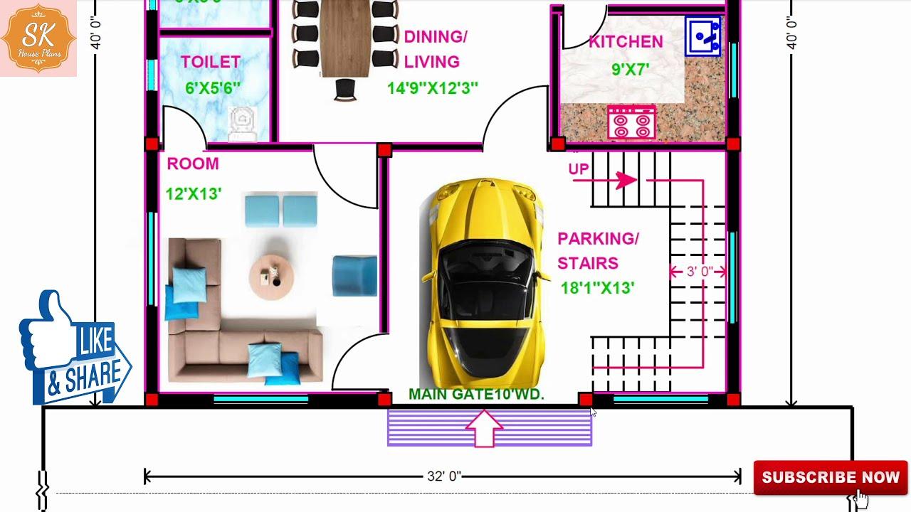 House Plan 21' X 21' with 21 bed rooms II 21 sqft ghar ka design II 21 bhk  house design