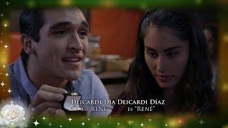 La Rosa de Guadalupe: Laura rechaza casarse con René   ¿Y ese beso?