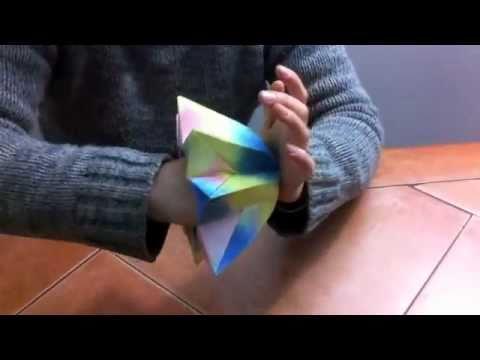 Farolito de papel youtube - Base de vela ...