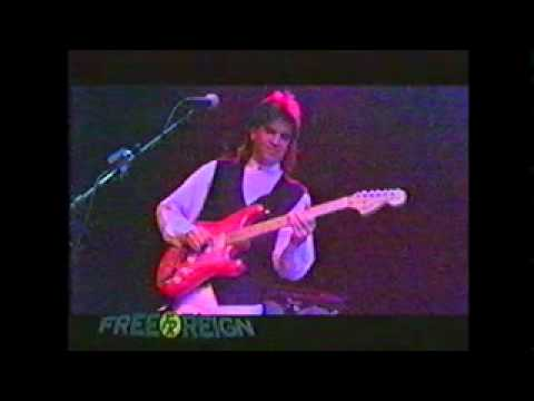 In This Life Guitar Solo Scott Grove Free Reign Band Las Vegas Nevada 1998