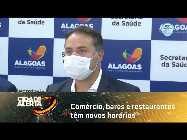 Coronavírus: Comércio, bares e restaurantes têm novos horários