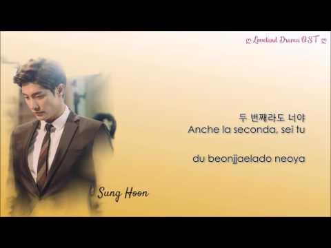 Sung Hoon [Roiii] - You Are The World Of Me (My Secret Romance OST) [Han Rom Sub ITA]