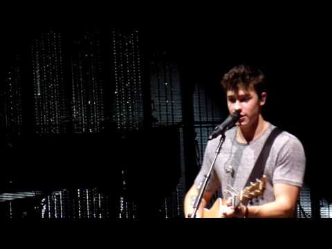Shawn Mendes I Don't Even Know Your Name San Diego 2016