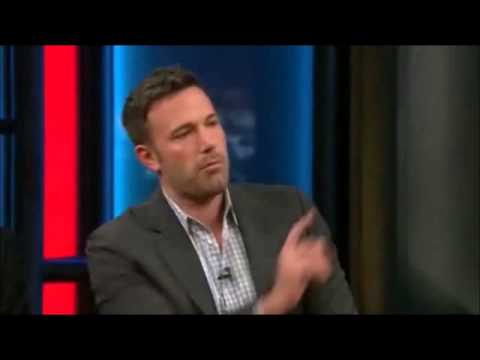 "Benn Affleck about Persians who speak ""Farsi"" and ""Aren't Arabs""!"