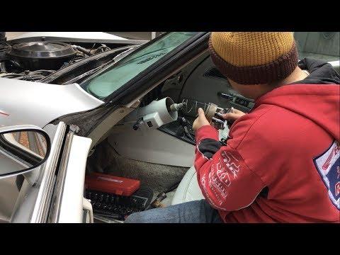 1977 Corvette C3 Steering Column & Turn Signal Switch Part 1