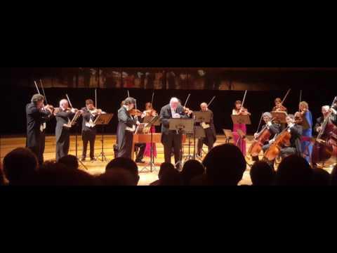 Bach - Concierto para violin y oboe (Camerata Bariloche CCK)