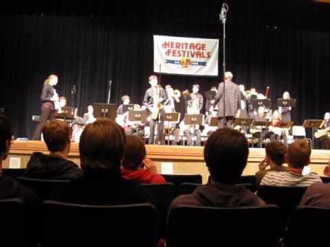 Albemarle Jazz Band 2011--Recordame