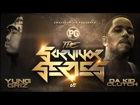 Da Kid Clutch vs Yung Griz/ URL RAP BATTLE