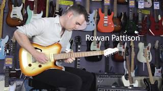 Chapman Guitars ML3 Pro Traditional Semi-Hollow with Rowan Pattison - Music Junction
