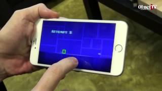 Geometry Dash, faites sauter le cube (test appli smartphone)