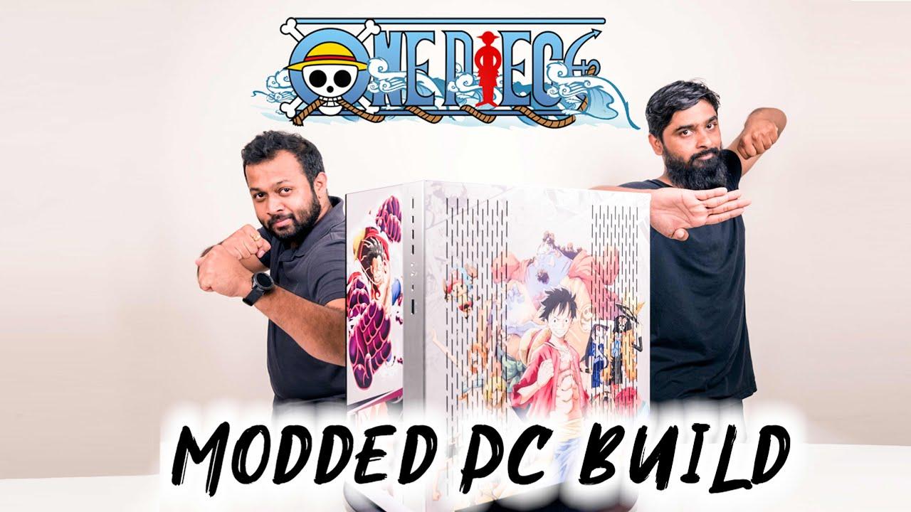 Theme PC - One Piece: Gear 4 Luffy | PC Build | Ryzen 9 5950x | RTX 3080Ti Amp Holo | Havok Nation