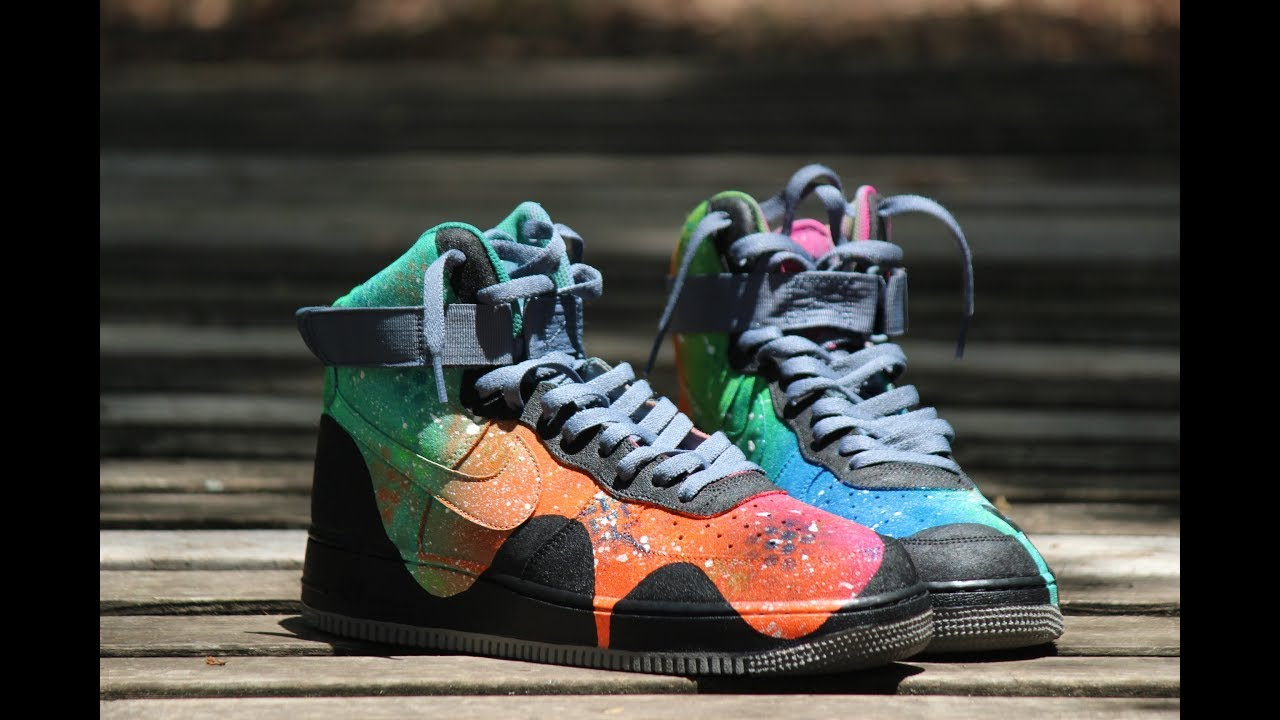 f5443e72ff5ee CUSTOM NIKE AIR FORCE 1 HIGH