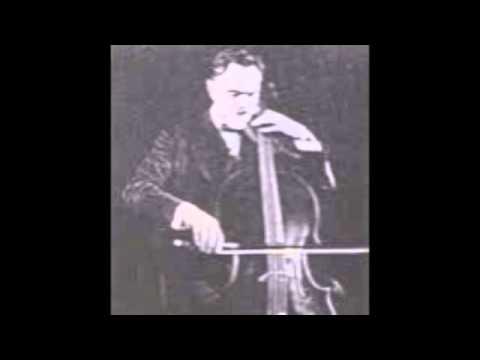 Julius Klengel and Hugo Becker, Cellists : Interlude hk