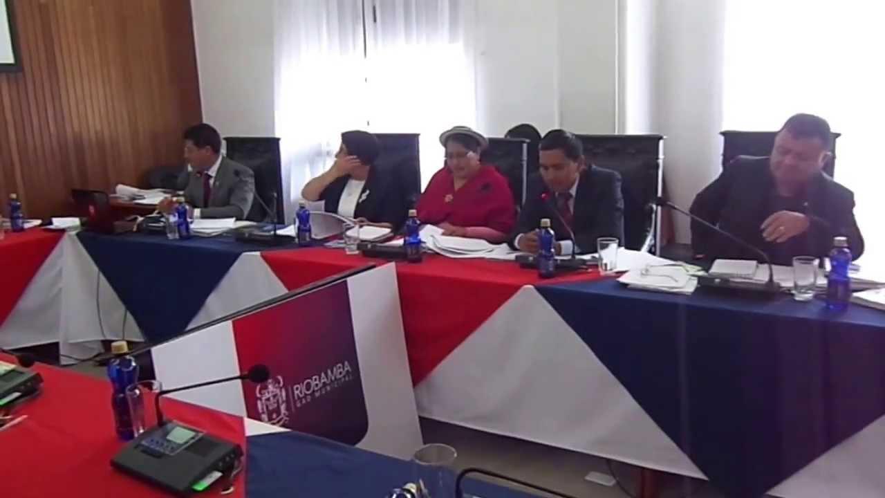 Riobamba actualizaci n del catastro es prioridad youtube for Como declarar una piscina en el catastro