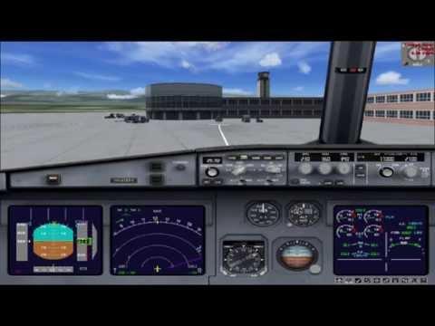 FSX HD Cali hacia Bogotá, vuelo completo