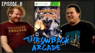Throwback Arcade: MorphX