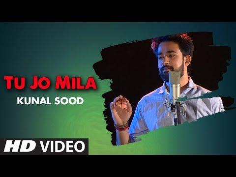 Tu Jo Mila | Bajrangi Bhaijaan | Cover Song By Kunal Sood  | T-Series StageWorks