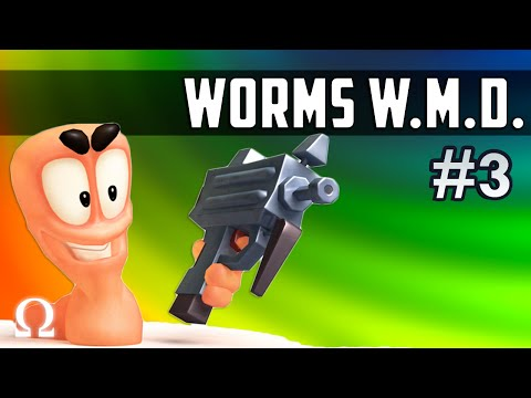 INSANE CARPET BOMB, JUICY BANANAS! | Worms W.M.D. #3 Ft. Cartoonz, Delirious!