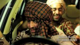 Jatt Chudail Vinaypal Buttar Full HD Brand New Punjabi Hit Song 2012