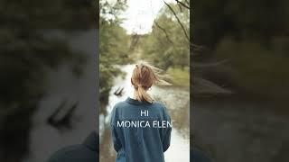 Monica Elen - Hİ (Official Lyric Video)