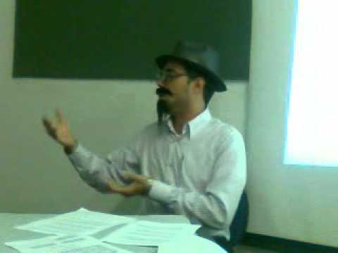 Franz Boas - Apresentação de trabalho de JORNALISMO - UNIC 2011