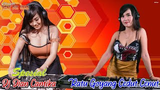 Download DJ HOT DIAN CANTIKA RATU GOYANG CEDUT CENUT  New KINGSTAR live Nglejok Pelem Sulursari